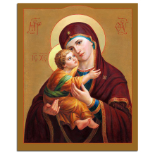 Holy Mother Of God Blessed Virgin Mary 5D DIY Diamond Painting Religion Full Square Embroidery Rhinestones Picture