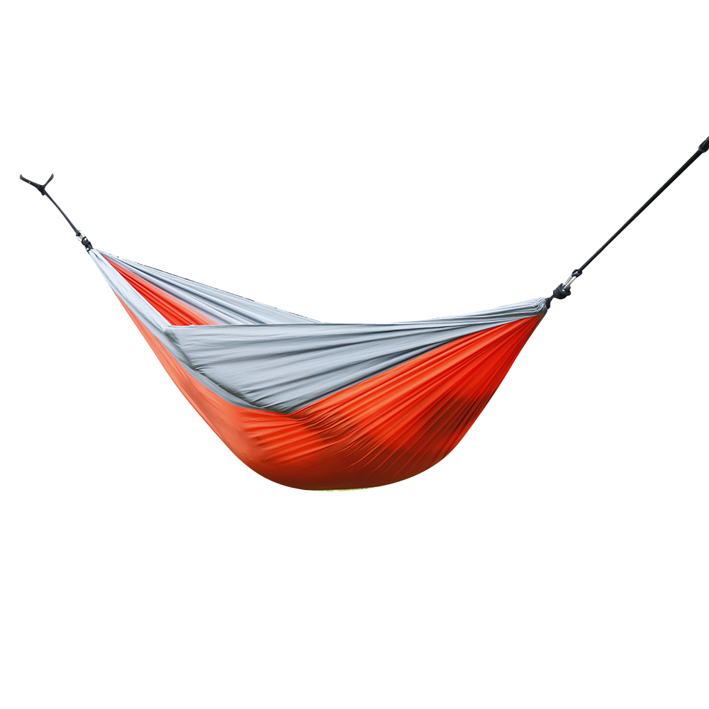 Portable Nylon Parachute Fabric Hammock For Travel Hiking Backpacking Camping High Quality Outdoor Hammocks