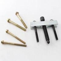 Crankshaft Belt Pulley Puller Removal Pulley Tool Fan Impeller Puller Motor Steering Wheel Puller Removal Tool