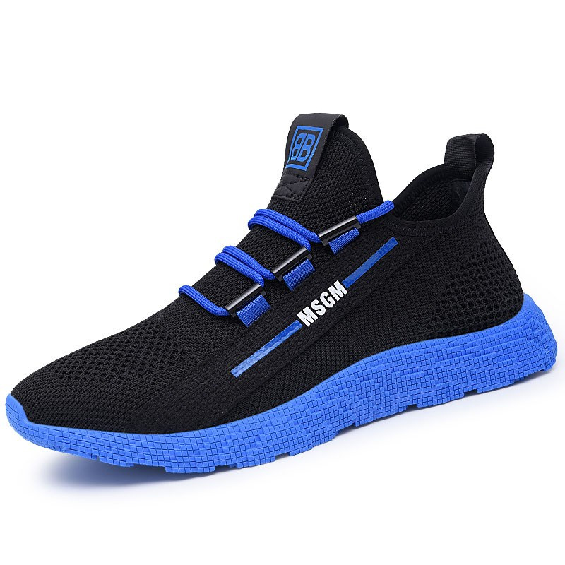 KUYOMENS Unisex Ultra Light Running Shoes For Men Mesh Sneakers Plus Size Motley Fitness Sport Shoes Casual Shoes