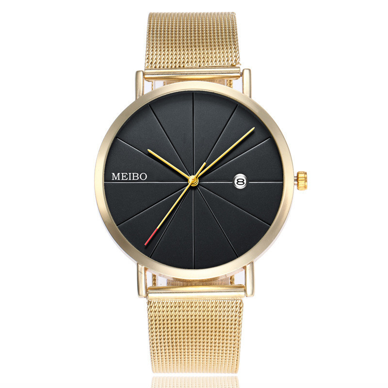 Luxury Brand Women Watches Ultra Thin Gold Stainless Steel Quartz Wrist Watch Women Elegant Dress Ladies Watch Relogio Feminino
