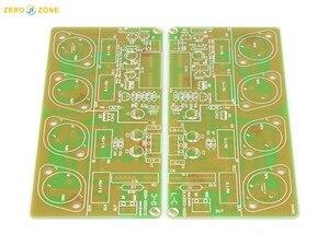 Image 1 - ZEROZONE 1 paio (2 pezzi) scheda PCB per HOOD JLH2003 oro sigillato tubo scheda amplificatore di potenza (2 schede)