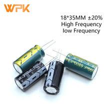 Jeu de 5 condensateurs électrolytiques en aluminium, haute fréquence basse ESR 400V 100V 63V 35V 6800UF 10000UF 4700UF 150UF