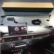 Für Audi A4 S4 A5 S5 B9 Dashboard Umgebungs Licht Dashboard LED Bar Streifen Licht Sattel Licht