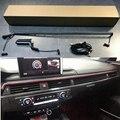 Для Audi A4 S4 A5 S5 B9 приборной панели окружающей среды световая приборная панель светодиодный бар полосы света