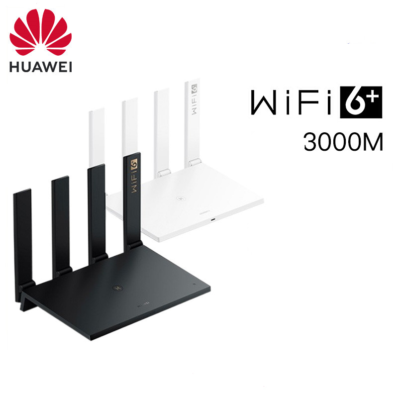 Huawei AX3  AX3 PRO Wireless Router Wifi 6   3000mbps 2 4G  amp  5G Quad Core Wi-Fi Smart Home Router