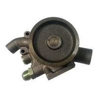 120 8402 E325C Excavator water pump for engine parts C7 water pump