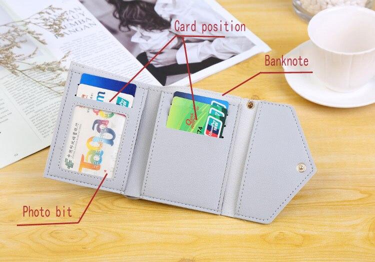 Женский кошелек, милый, студенческий, с кисточкой, с подвеской, тренд, маленький, модный, кожзам, кошелек,, кошелек для монет, для женщин, дамская сумка для карт, для женщин, LMJZ