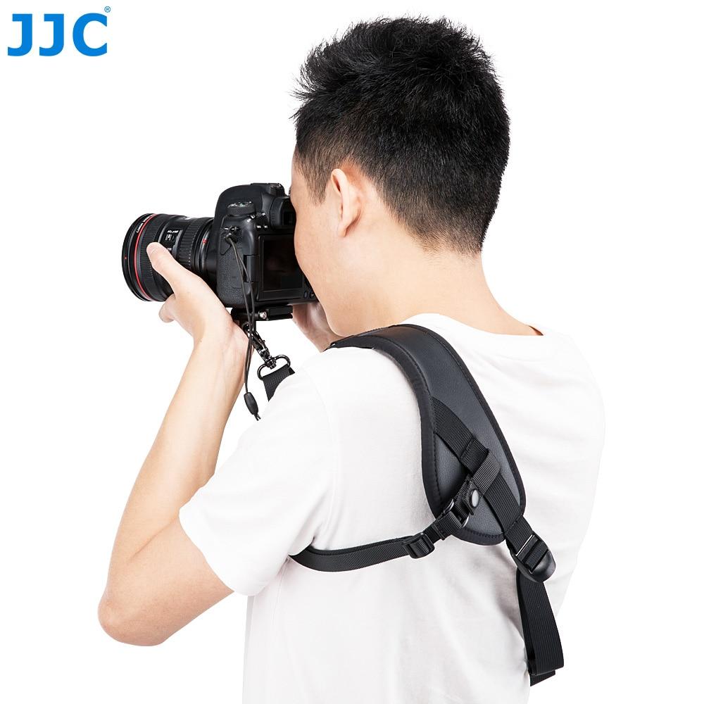 JJC NS PRO1M быстросъемный ремень для SLRS и беззеркальной камеры  s для Nikon D5200/Canon EOS 80D, 200D/Yi цифровой камерыРемешок для  камеры