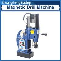 Máquina de perfuração magnética 1800 w elétrica base multi-funcional fabricação comercial casa diy equipe de renovação máquina útil