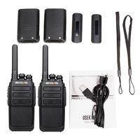 מכשיר הקשר 2pcs Retevis RT28 מכשיר הקשר 2W CTCSS & DCS VOX UHF מיקרו- USB תדר מטען שני הדרך רדיו תחנת רדיו חובבים משדר Hf (5)