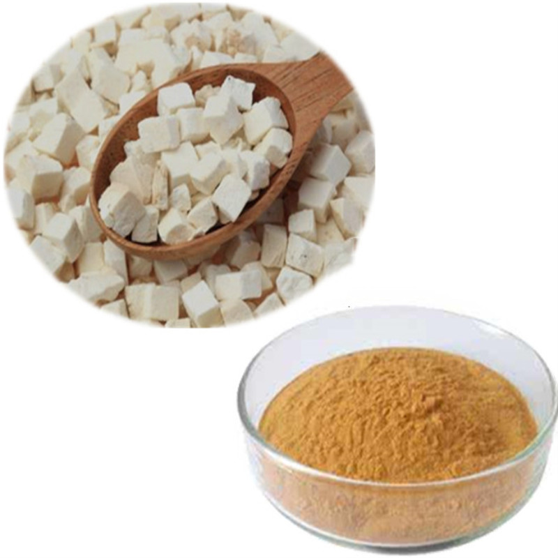 Natural Poria Cocos Extract 50% Polysaccharide Free Shipping