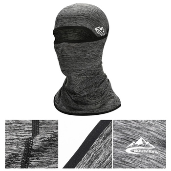 Summer Full Face Mask Multifunctional Cycling Headwear Breathable Sun Protection Scarf 1