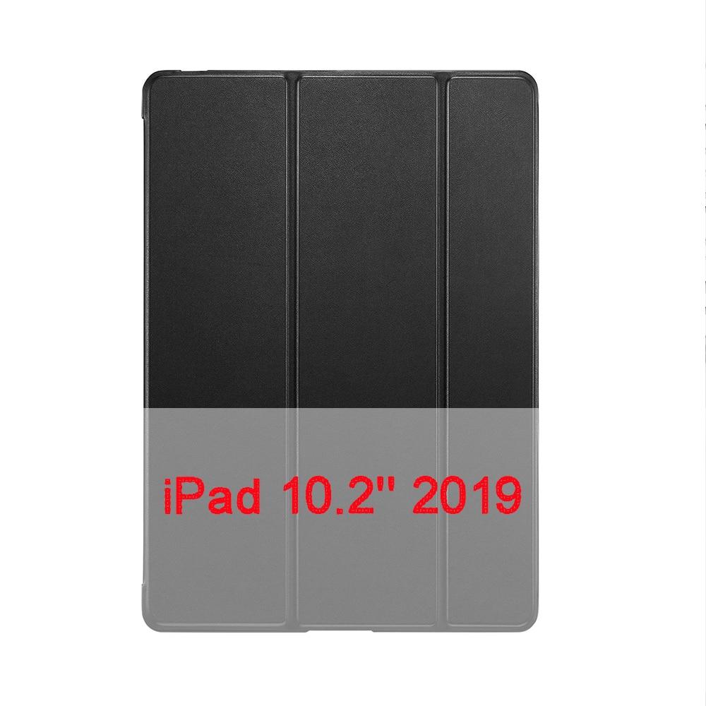 Black Red QIJUN Case For Apple iPad 10 2 2019 iPad 7 7th Generation A2200 A2198 A2232 A2197