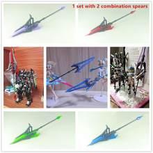 Ew msg arma pesada combinação lança MH-12 para bandai 1/100 mg 1/144 hg rg gundam d042