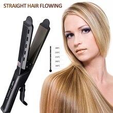 Hair Straightener Comb Straightening Iron Curly Widening 2 I