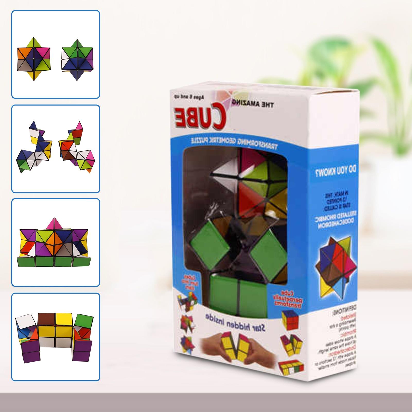 cubo magico 3d com estrela 2 em 04