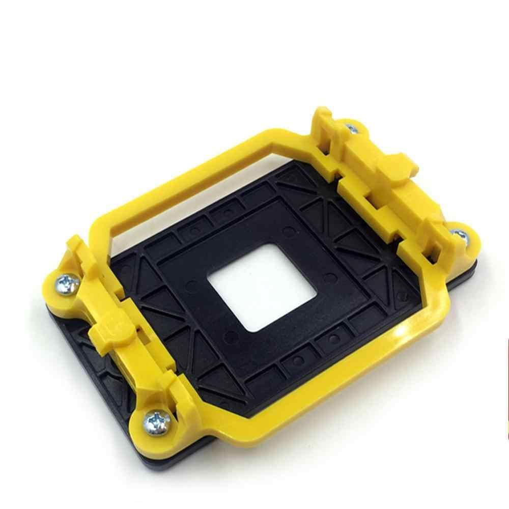 CPU Cooler วงเล็บพัดลมฮีทซิงค์ผู้ถือ LGA 775 1150 1151 1155 1156 1366 2011 AMD AM4 ทั่วไป Backplane สำหรับ intel