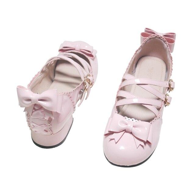 для костюмированной вечеринки по японскому аниме косплей туфли фотография