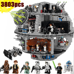 2020 05035 Star Plan Wars The 10188 Death Star Building Block Bricks Toys Compatible With Lepining 75159 Kid Toy Christmas Gift