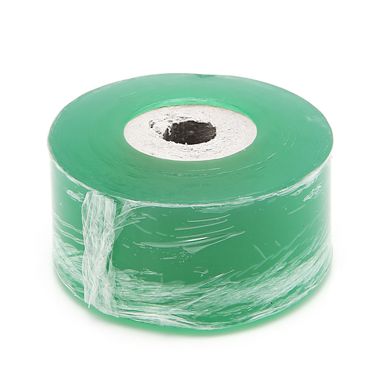 Garden Tools Fruit Tree Engraft Branch Bind Belt PVC Tie Tape 3CM X 100M/ RolI