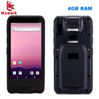 Original G66 Android Tablet PC MSM8953 Mini Pocket Computer 6 4GB RAM 64GB ROM IP67 Rugged Waterproof 4G GPS 2D Scanner PDA