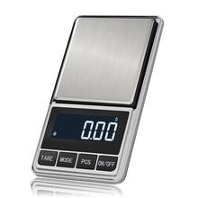 Pocket-Scale Drug-Weight-Balance Jewelry Gram Weight Digital Kitchen Precision