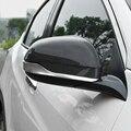 Для Honda HR-V Vezel 2014 2015 2016 2017 ABS углеродное волокно аксессуары для автомобиля Боковая дверь зеркало заднего вида крышка отделка автомобиля Стайл...