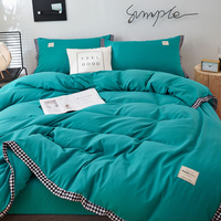 New Room decoration full queen king size bedding set single/Double bed Christmas gift Soft comfortable bedding sets