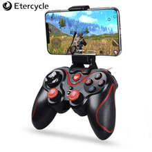 Wireless Android Gamepad Wireless Joystick Game Controller bluetooth Joystick For Android IOS Mobile Phone Tablet TV VR 20 hours стоимость
