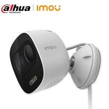 Dahua Imou Looc Outdoor Pir Detection Ip Camera Wifi 1080P H.265 Pir Detectie Spotlight Actieve Afschrikking Beveiliging Ip Camera
