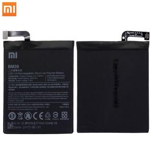 Image 4 - Xiao Mi Original Phone Battery BM39 For Xiaomi Mi 6 Mi6 3250mAh High Capacity Replacement Battery Free Tools Retail Package