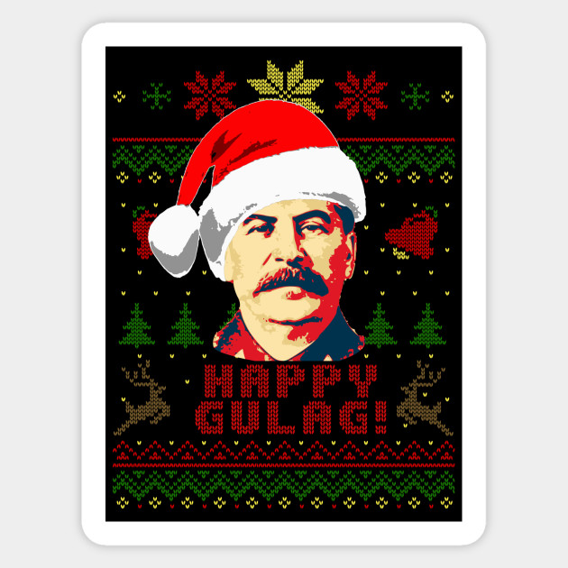 Cc10260 1pcs Russian Leader Stalin Funny Stickers For Diy Laptop