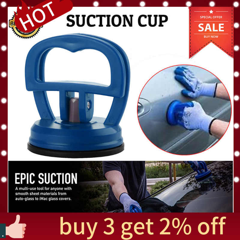 Mini Car Dent Repair Suction Cup Puller Auto Body Dent Removal Tools Strong Car Repair Kit Glass Metal Lifter Locking Useful 912