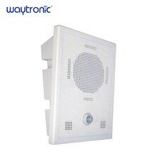 Duża moc głośnik z czujnikiem ruchu z bezprzewodową wymianą głosu Bluetooth nagrywanie dźwięku dla bezpieczeństwa przypomnienie głosowe głośny dźwięk
