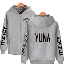 ITZY Warm Hooded Sweatshirt (25 Models)