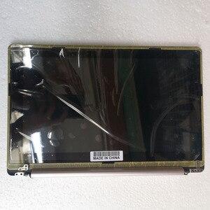 11,6 дюймов для ASUS X202E сборка X202 S200 S200E ЖК-дисплей сенсорный экран с рамкой крышка ноутбука B крышка