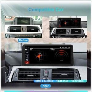 Image 2 - 8 Core SnapdragonระบบAndroid 10.0รถวิทยุสำหรับBMW 3 Series F30 F31 F32 F33 F34 F36 GPS NaviสเตอริโอWIFI 4G LTE 4 + 64G RAM