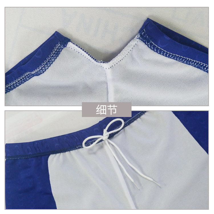 2019 Supply Of Goods Europe And America Station New Style Swimming Trunks Anti-Shark Skin Large Size 200 Fat Beach Shorts