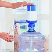 Water Hand Pump Bottled Drinking Water Hand Press Pressure Pump Dispenser The Water Pressure Device Home Office Outdoor hot sale portable bottled drinking water pump hand press removable tube innovative vacuum action manual pump dispenser