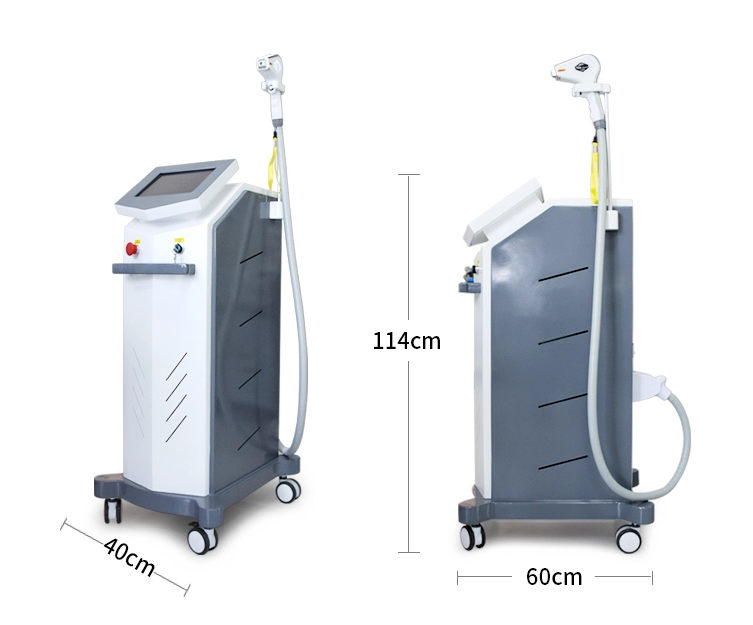 Professional Hair Removal Machine -  3 Wavelength 755nm/808nm/1064nm