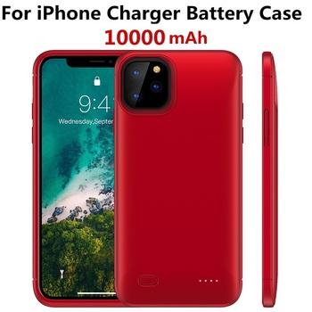 10000mah Power bank case dla iPhone 11 Pro Max case ładowarka Case dla iPhone 6 6s 7 8 Plus Power Bank Charging Case tanie i dobre opinie Ligentleman ≥8000mAh Rohs CN (pochodzenie) Power Case Urządzenia iPhone Apple IPhone 7 IPhone 7 Plus IPHONE 6S Iphone 6 s plus