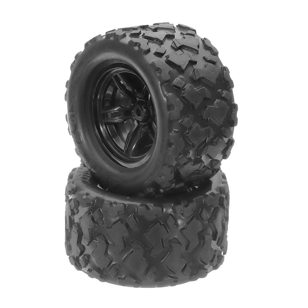 RCtown 2Pcs RC Car Wheel Tire For HS 18301 18302 18311 18312 1/18 Crawler RC Car