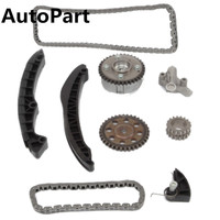 1 Set 03C 109 571 F Engine Timing Chain Tensioner Adjuster Kit For Audi A1 A3 VW Jetta Passat Golf Skoda Seat 1.4TSI 03C109088E