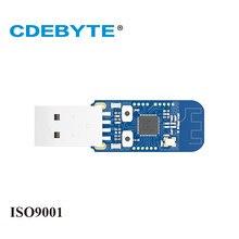 E104-2G4U04A CDEBYTE CC2540 радиочастотный модуль 2,4 ГГц BLE 4,0 USB SoC беспроводной Bluetooth передатчик и приемник модуль ble