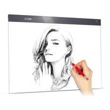 Pad-Box Led-Light Copyboard Drawing Painting Tracing-Panel Stepless Brightness Adjustable
