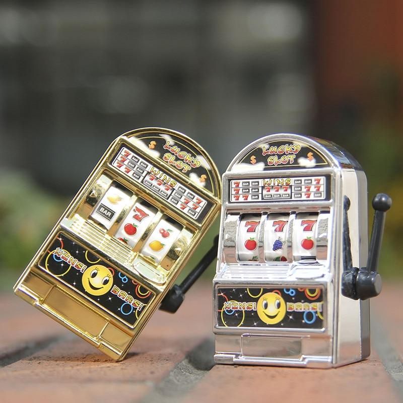 Mini Fruit Slot Machine Lucky Jackpot Anti-stress Antistress Kids Toys Funny Toys Game Children Educational Toy Birthday Gift
