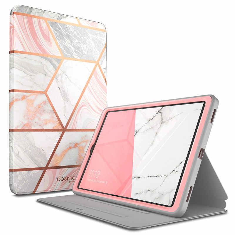 I-BLASON For Samsung Galaxy Tab A 10.1 Case 2019 (SM-T510/T515) Cosmo Full-Body Hybrid Cover Case with Built-in Screen Protector