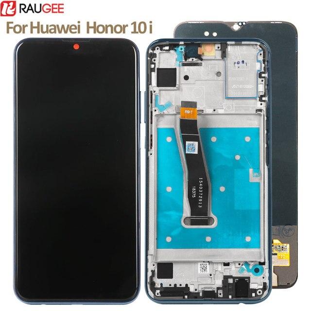 עבור Huawei Honor 10i LCD תצוגה + מסך מגע חדש Digitizer מסך זכוכית פנל החלפה עבור Huawei Honor 10i תצוגה מסך