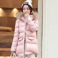 winter women's 2020 New, parka, Korean bubble coat, quilted jacket, raccoon fur collar, warm clothing, parkas,